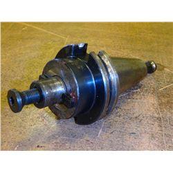 CAT40 Kennametal Shell End Mill Holder, P/N: CV40SM075138