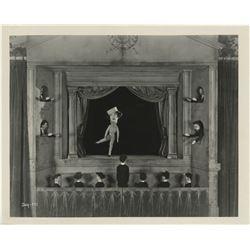 A Blind Bargain (5) extraordinary human puppet show photographs.
