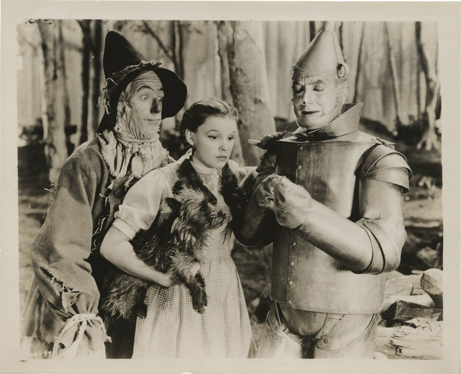"Judy Garland as ""Dorothy"" in ""Oz"" and Kansas (13 ..."