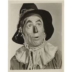 "Ray Bolger as ""The Scarecrow"" (12) portrait photographs from The Wizard of Oz."