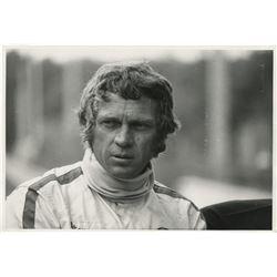 Steve McQueen (60+) photographs.