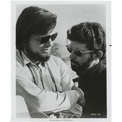 George Lucas and Stephen Spielberg (30+) photographs.