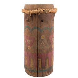 Tribal drum prop from King Kong.