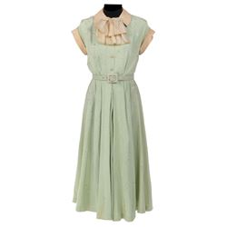 """Ginger Rogers """"Theresa Scott"""" dress from Perfect Strangers."""