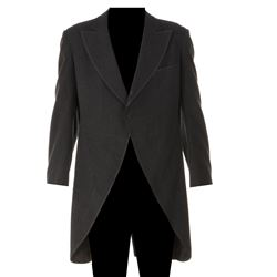 """Groucho Marx """"Otis B. Driftwood"""" tailcoat from A Night at the Opera."""