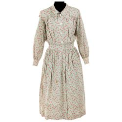 """Jeanne Crain """"Patricia 'Pinky' Johnson"""" floral dress from Pinky."""