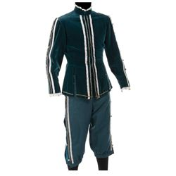 """Jose Ferrer """"Athos"""" costume from The Fifth Musketeer."""