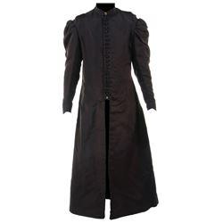 "Tyrone Power ""Walter of Gurnie"" silk coat from The Black Rose."