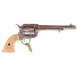 """Betty Hutton """"Annie Oakley"""" prop Colt revolver from Annie Get Your Gun."""