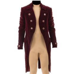 """Tyrone Power """"Peter Standish"""" tailcoat from I'll Never Forget You."""