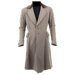 "Alastair Sim ""Ebenezer Scrooge"" coat from A Christmas Carol."
