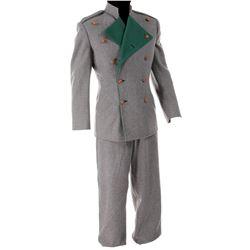 """Stewart Granger """"King Rudolf"""" military costume from The Prisoner of Zenda."""