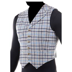 """Gregory Peck """"Henry Adams"""" vest from Man with a Million."""