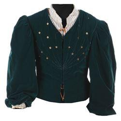 """Stanley Baker """"Henry, Earl of Richmond"""" jacket from Richard III."""