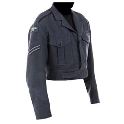 """Richard Todd """"Wing Commander Guy Gibson"""" military jacket from The Dam Busters."""