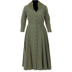 """Elizabeth Taylor """"Leslie Benedict"""" dress from Giant."""