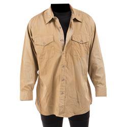 "William Holden ""Commander Shear"" khaki shirt from The Bridge on the River Kwai."