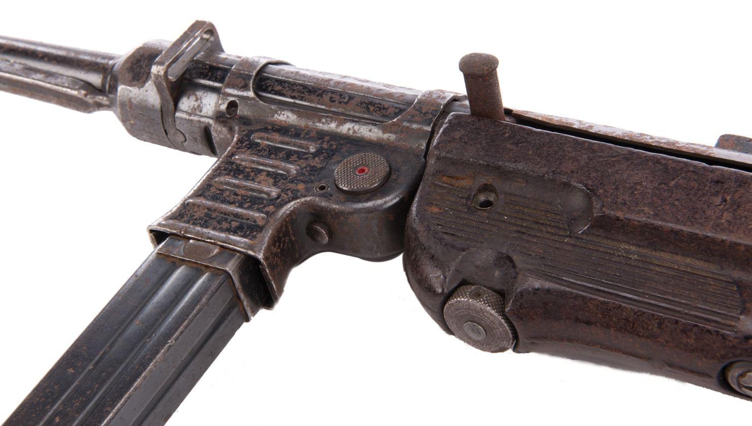 "Richard Burton ""Major Smith"" MP40 submachine gun from Where Eagles Dare"