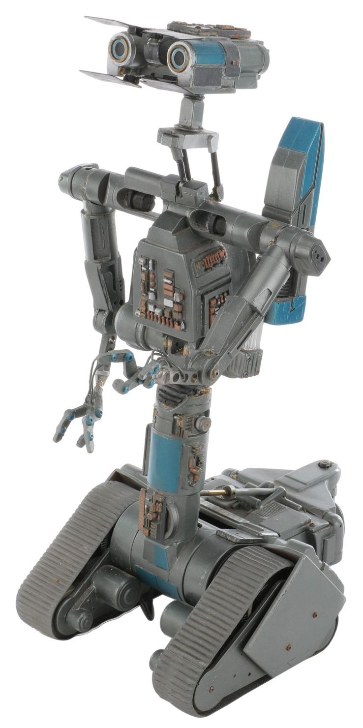 johnny 5 robot model from short circuit 2image 1 johnny 5 robot model from short circuit 2