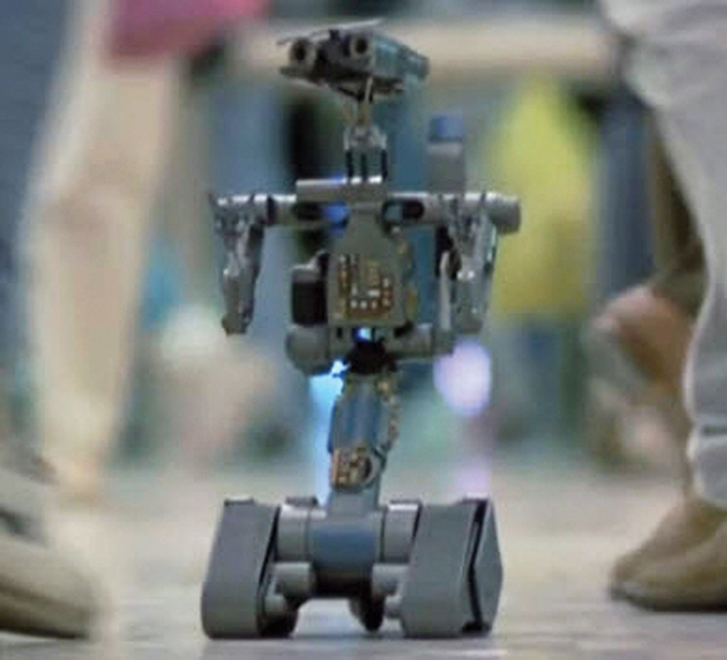johnny 5 robot model from short circuit 2image 2 johnny 5 robot model from short circuit 2