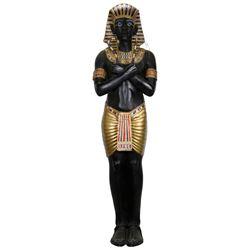 Pharaoh statue from The Awakening.