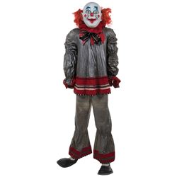 Clown animatronic head and costume from F/X2.