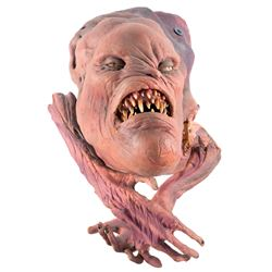 """""""The Engineer"""" creature puppet from Hellraiser."""
