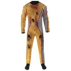 "Arnold Schwarzenegger ""Ben Richards"" competition jumpsuit from The Running Man."