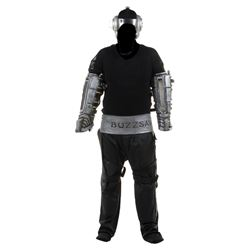 "Gus Rethwisch ""Buzzsaw"" costume from The Running Man."
