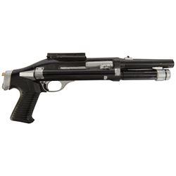 "Danny Glover ""Lieutenant Mike Harrigan"" sawed-off shotgun prop from Predator 2."