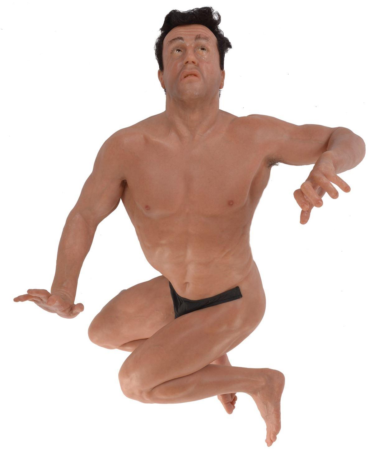 Sylvester stallone naked demolition man not