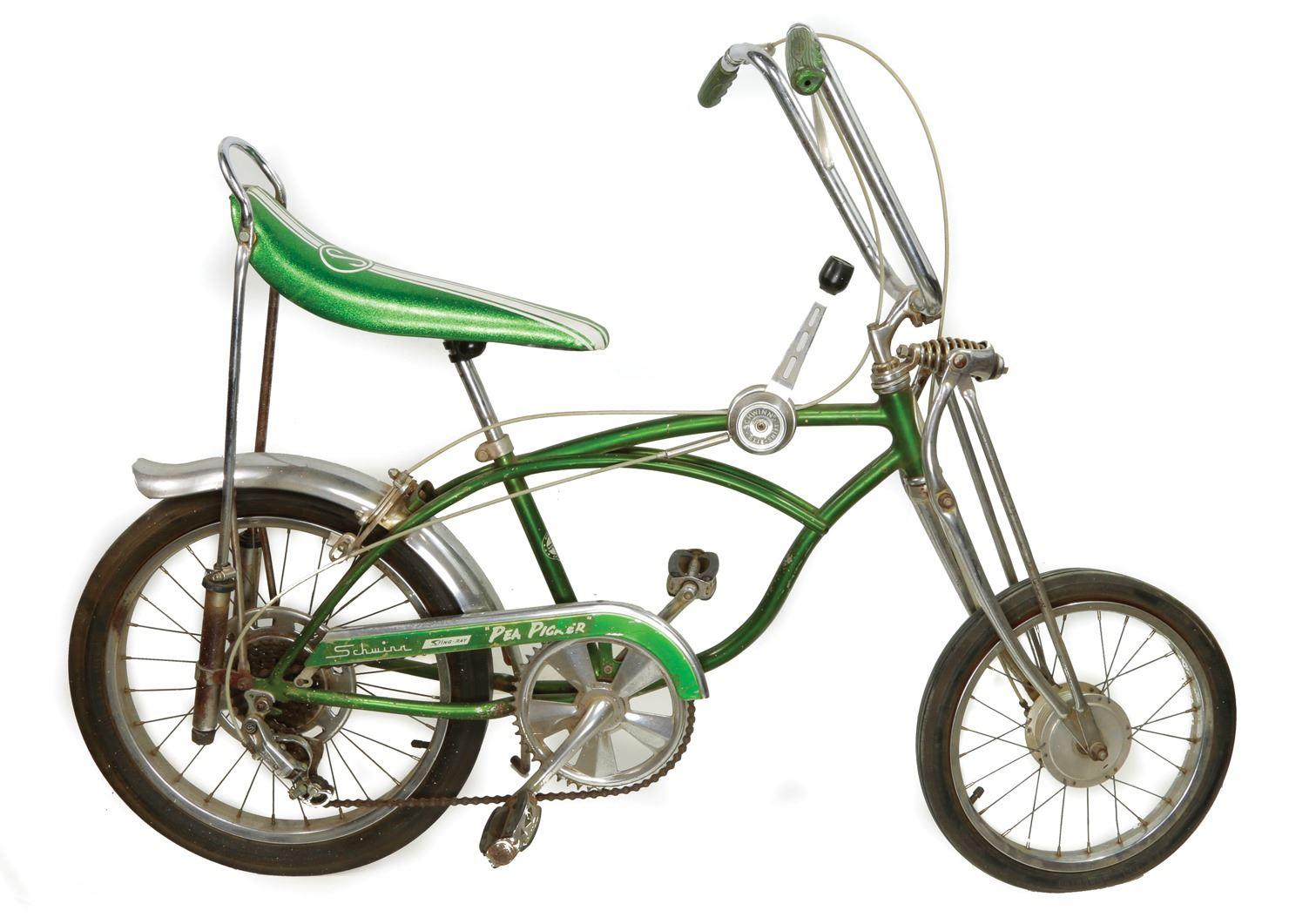 """Devon Sawa """"Scott Wormer"""" Schwinn bicycle from Now and Then"""