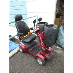 Venus Mobility Cart - No Key, No Charger