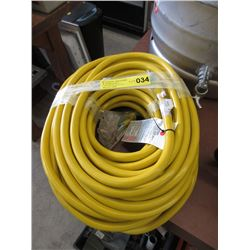 New 100 Foot Heavy Duty Extension Cord