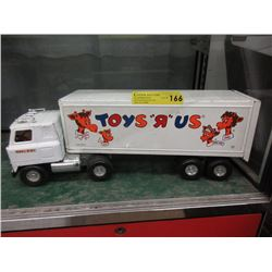 "Pressed Steel ""Toys R Us"" Tractor Trailer"
