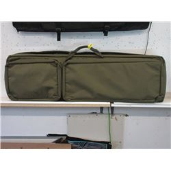 New Green Backpack Rifle Hunting Case