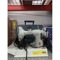 Small Portable Singer Sewing Machine