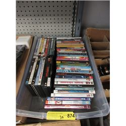 30+ Assorted DVD Movies
