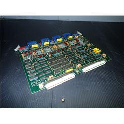 MITSUBISHI FX16D-W BN624A427G52 CIRCUIT BOARD