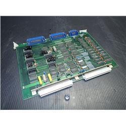 MITSUBISHI FX63C BN624A546H01 CIRCUIT BOARD