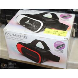 PAVAPRO 360 VR HEADSET WITH BLUETOOTH CONTROLLER