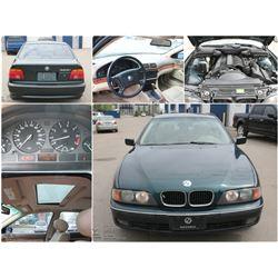 FEATURED ITEM: 1998 BMW 525I