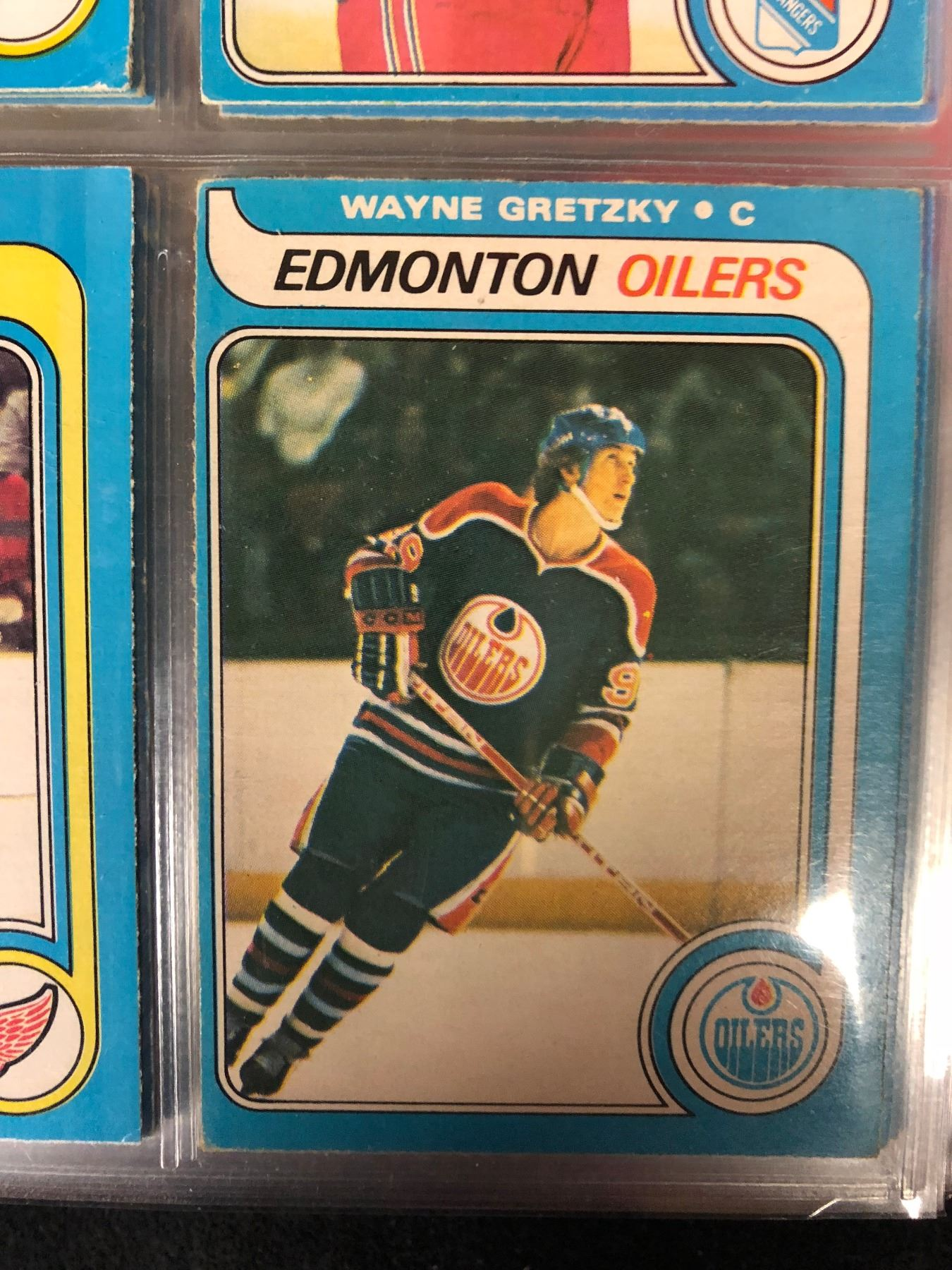 1979 80 O Pee Chee Hockey Cards Complete Set Includes Wayne Gretzky Rookie Card