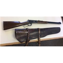Win 94 .30-30, lever action, scabbard, s#1760752