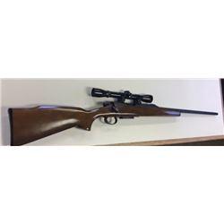 Rem. 788, .222 Rem., Bushnell 4X scope, cased, s#6077387
