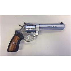 "Ruger GP100 DA revolver, .357 Mag, 6"" bbl, stainless, s#172-32318"