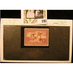 1935 RW2 $1 Federal Migratory Bird Hunting Stamp, not signed, not hinged, Catalog value $375.00.