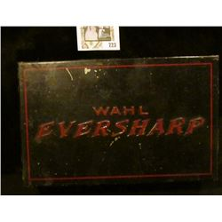 """Wahl Eversharp"" Tin Eversharp Pencil Store Repair Kit, which 'Doc' had priced to sell at $200.00. O"