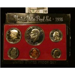 1976 S U.S. Proof set in original box of issue.