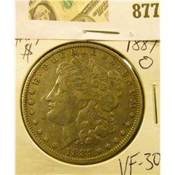 Morgan $ 1887-O VF-30